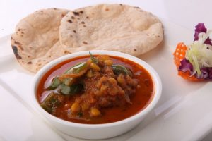 Capsicum Lauki and Chana Dal Curry-1